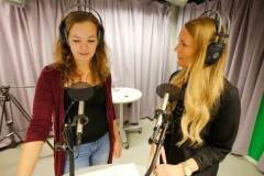 """Lokaltidningen Mitt i skriver om SH Radios podd """"Herregud för i helvete"""""""
