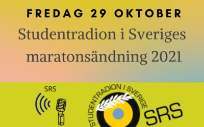 Tablån för årets radiomaraton är här!