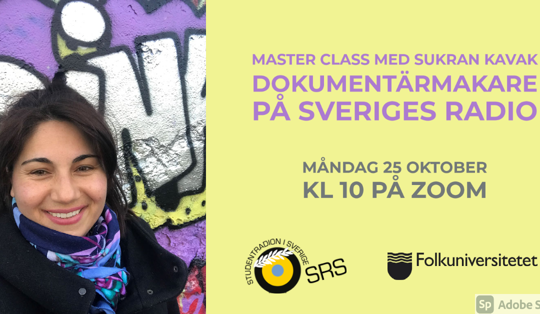 Digital master class med Sukran Kavak