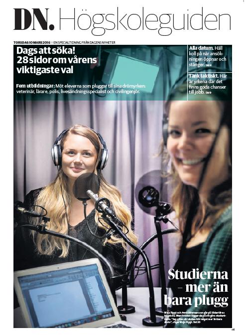 SH Radio i DN
