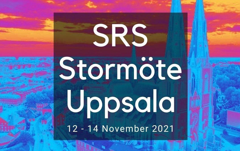 Höstens stormöte i Uppsala