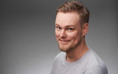 Ludde Samuelsson – Ambassadör för SRS Radiomaraton